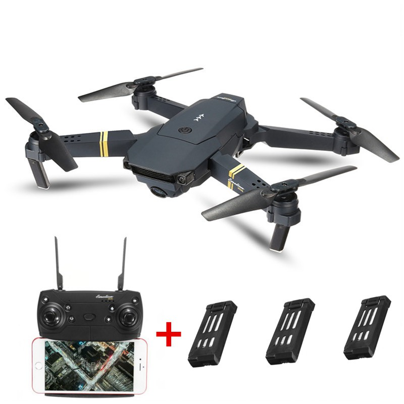 E58 WIFI FPV With Wide Angle HD Camera High Hold Mode Foldable Arm RC Quadcopter RTF Drone VS VISUO XS809HW JJRC H37 цена и фото