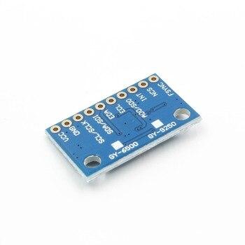 1Set SPI IIC/I2C GY-9250 MPU 9250 MPU-9250 9-Axis Attitude