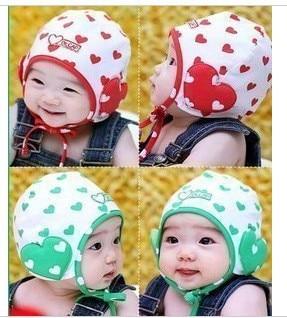 New born Skullies baby girls boys caps headwear chapeau Beanies skullies