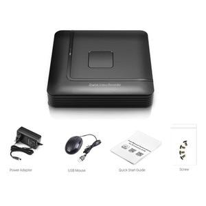 Image 3 - Mini CCTV NVR 4CH 8Ch ل H.264 16CH ل H.265 فيديو مسجل دي في أر Onvif ل كامل كاميرا شبكية عالية الوضوح الأمن نظام المراقبة إنذار