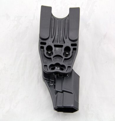 M92 gun holster left-handed version of the training with the sinking waist