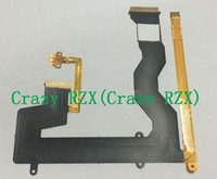NOVO LCD Flex Cable Para Olympus E M10 MARK II E M10II Digital Camera Repair Parte|cover for|cover covers|cover battery -