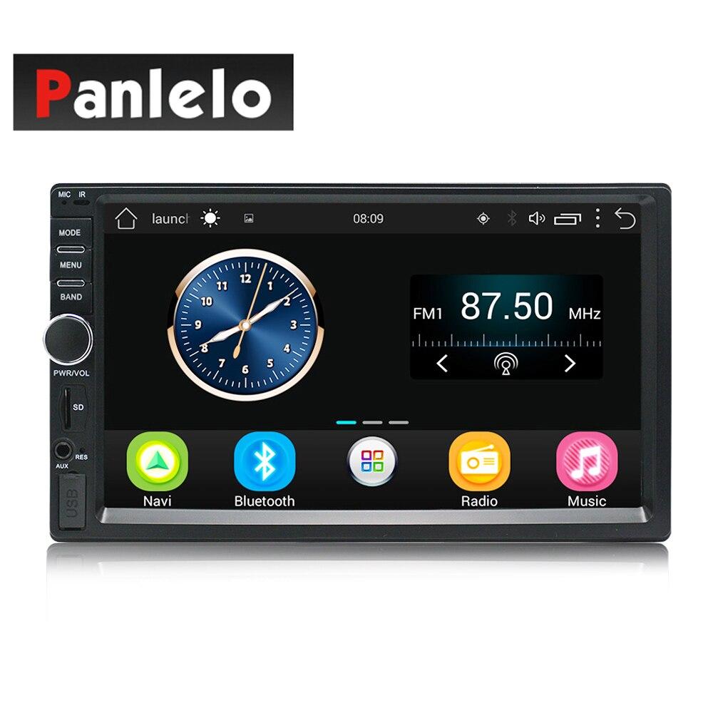 Auto Radio 2 Din Android navegación GPS estéreo de Radio del coche 7