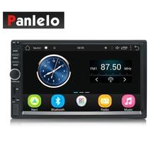 Супер!!!Очень горячое авто радио 2 Din Android gps навигации автомобильный радиоприемник стерео 7 «1024*600 Универсальный Автомобильный плеер Wi-Fi bluetooth USB аудио