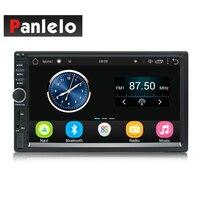Auto Radio 2 Din Android GPS Navigation Car Radio Car Stereo 71024*600 Universal Car Player Wifi Bluetooth USB Audio