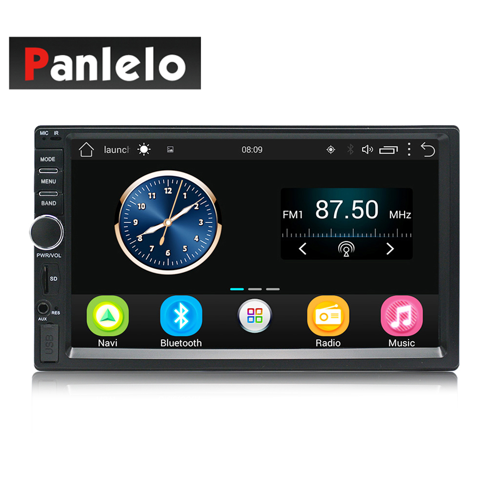 Auto-radio 2 Din Android navigation gps autoradio De Voiture Stéréo 7