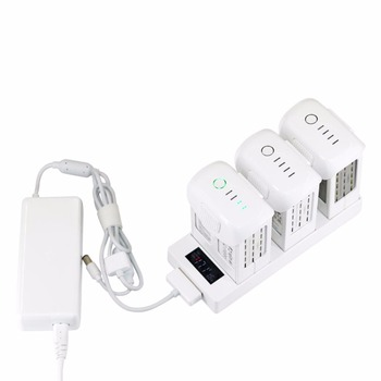 3 em 1 DJI Fantasma 4 Hub De Carga Paralela Bateria Carregador Inteligente para 4 PRO V2.0 Avançado Vôo Zangão Fantasma gerenciador de bateria