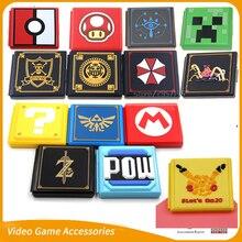 Портативные игровые карты чехол противоударный жесткий чехол для хранения для nintendo Switch NS Games