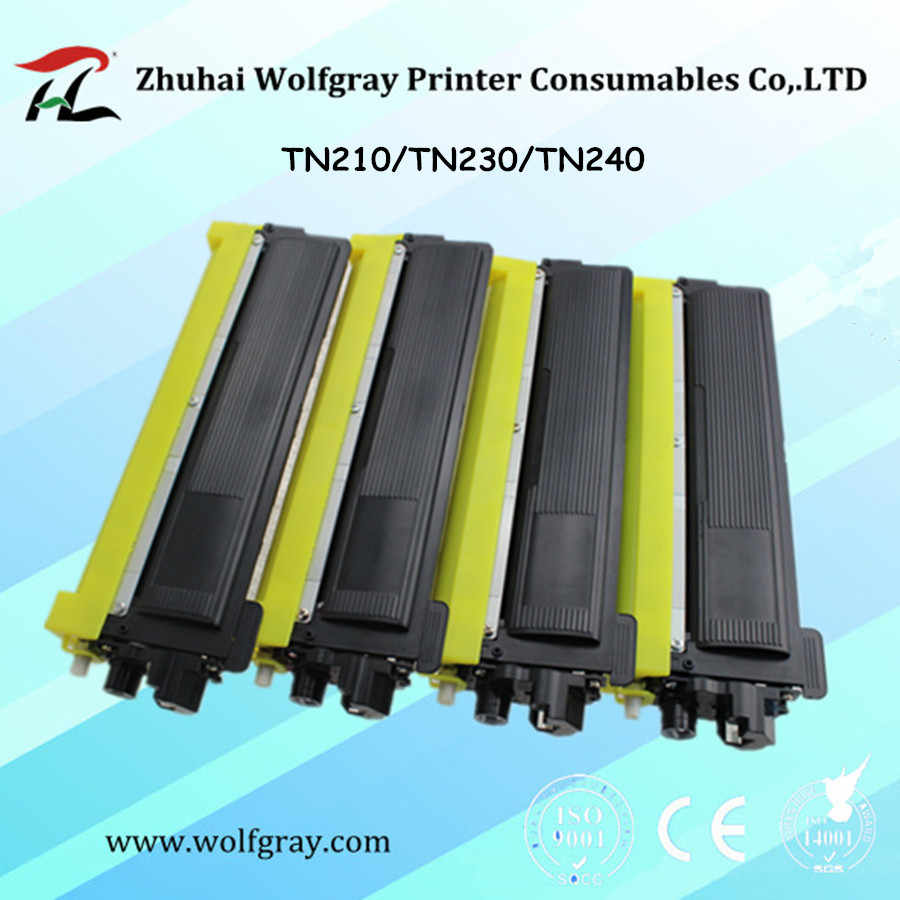 Compatible TN210 TN-210 TN230 TN-240 TN240 TN270 toner cartridge for Brother HL-3040CN 3070CW MFC-9010CN MFC-9120CW MFC-9320CW