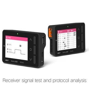 Image 2 - BG 8S inteligentna bateria Checker funkcja szybkiego ładowania Balancer odbiornik Tester sygnału ameter woltomierz IT60i złącze