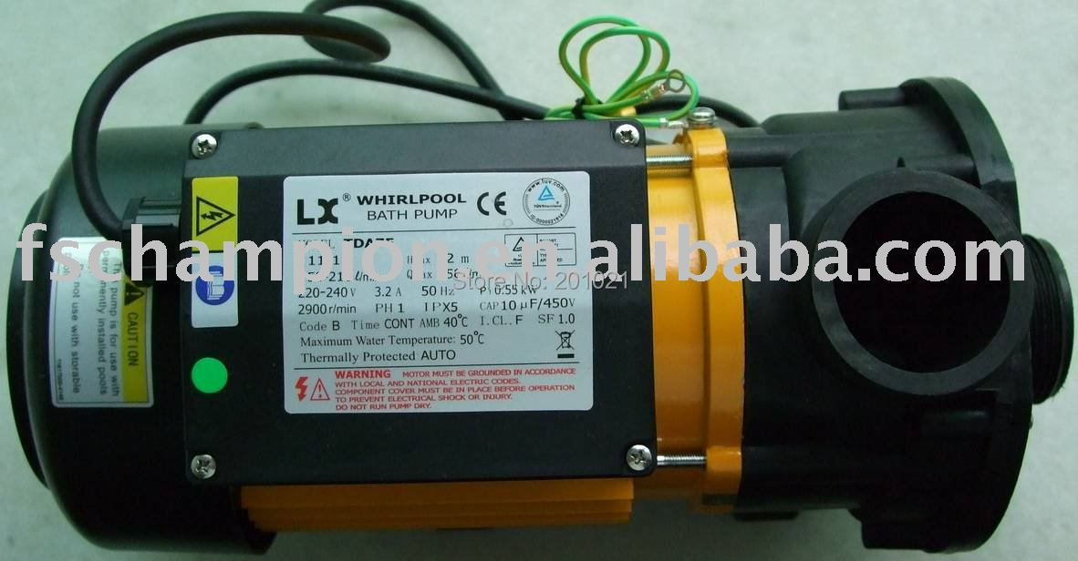 Whirlpool LX Spa hot tub bath Pump TDA75 LX TDA Circulation Pump For Canadian, AMC Winer Spa, Chinese Spas, Cascade, Spa Serve whirlpool lx dh1 0 hot tub spa bath pump 1hp