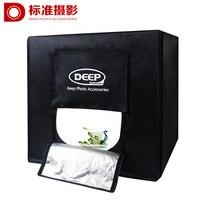 LED photo studio Professional Portable 31.5'' inch super Mini Kit Photo Photography Studio Light Box Softbox