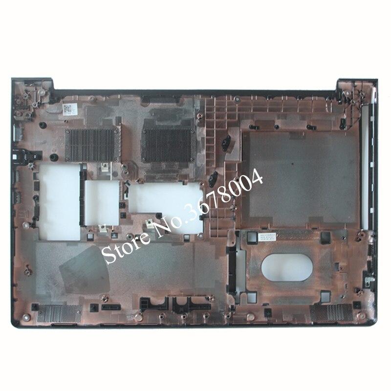 Image 5 - New For lenovo ideapad 510 15 510 15ISK 510 15IKB 310 15 310 15ISK 310 15ABR laptop Bottom Case Cover black/white/silverLaptop Bags & Cases   -