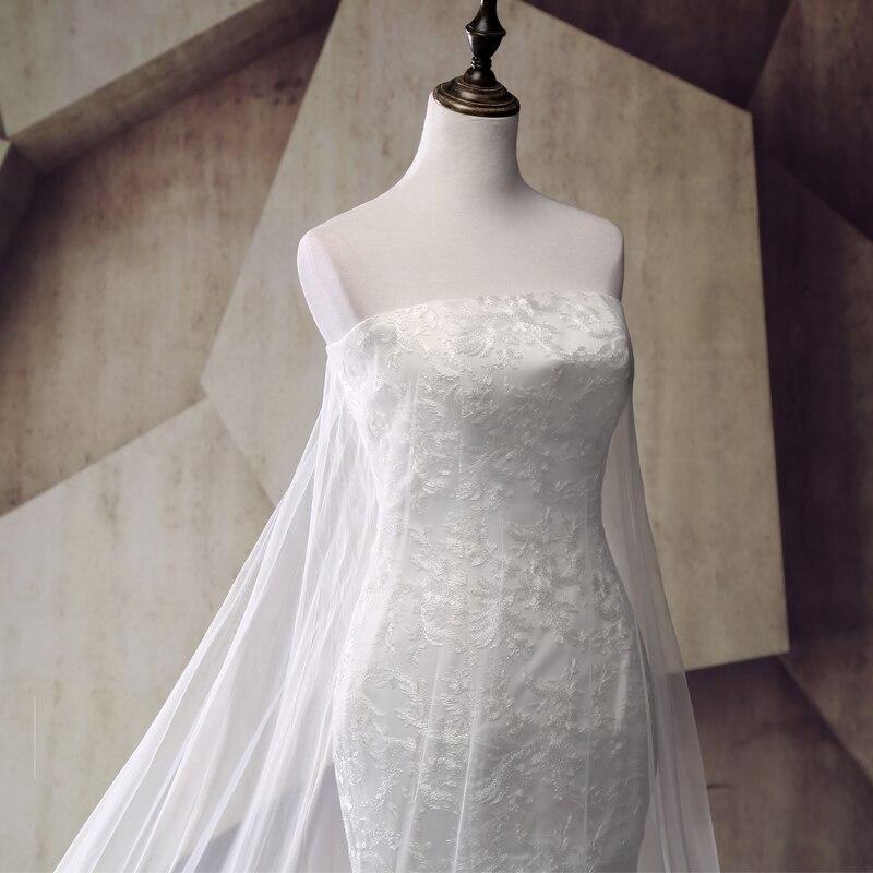 Vintage Lace Mermaid Wedding Dress 2017 Vestido De Noiva Strapless Neckline Bridal Custom Made Cheap Gown In Dresses From Weddings