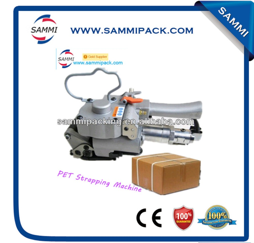 Wholesale A19 Pneumatic strapping machine for carton box