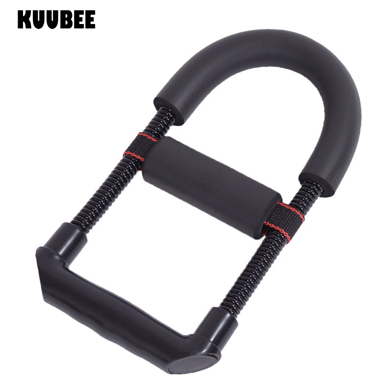 Arm Power Wrist Forearm Hand Muscle Gripper Strength Heavy Grips exerciser Training Fitness Muscle Strengthen Sport image