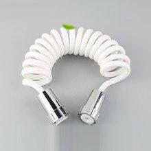 SHAI Tube de douche télescopique Anti-pression | Tuyau de nettoyage des toilettes, Bidet 1.5M/1.8M/2M/3M