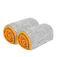 Double Sided Non Hand Washing Mop Accessories Dust Push Mop Cloth Home Clean Tools9 19