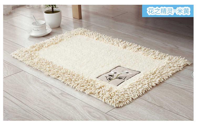 Trwały zestaw dywaników łazienkowych, luksusowe duże maty do wanny antypoślizgowe, drzwi zestaw łazienkowy dywan, maty do kąpieli dywaniki podłogowe, 60X90 CM, 45X120CM