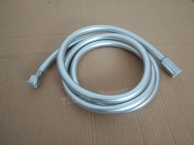 Pvc flexible shower hose 1.5m , 1/2 bathroom shower hose for water ...