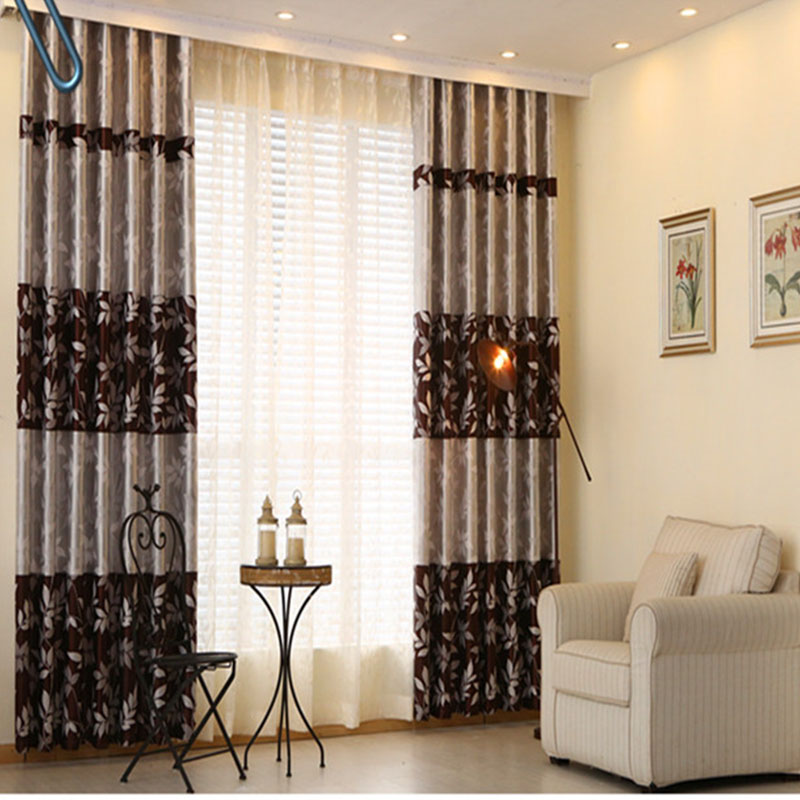 Curtains Family Room