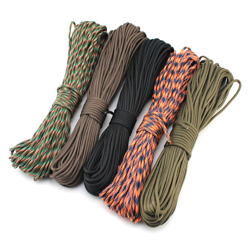 50ft 2mm EIN Cores Paracord f/ür Cord Survival-Fallschirm-Lanyard-Zelt f/ür Wandern Camping Stand MES HATCHMATIC 50FT 100 Farben Dia