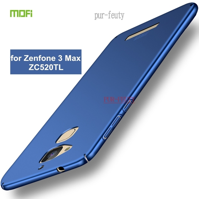 Original Case for ASUS Zenfone 3 Max ZC520TL ZC 520TL ZC520 TL Luxury Phone Back Cover Case for ASUS X008D X008 ASUS_X008D Cover