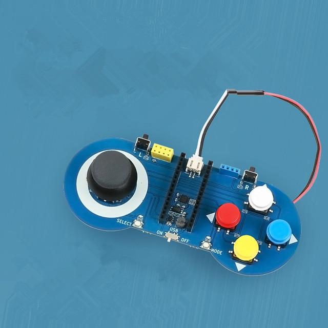 DIY 2.4G wireless / Bluetooth / wifi gravity sensor handles support Keywish / Emakefun full range of smart car robot