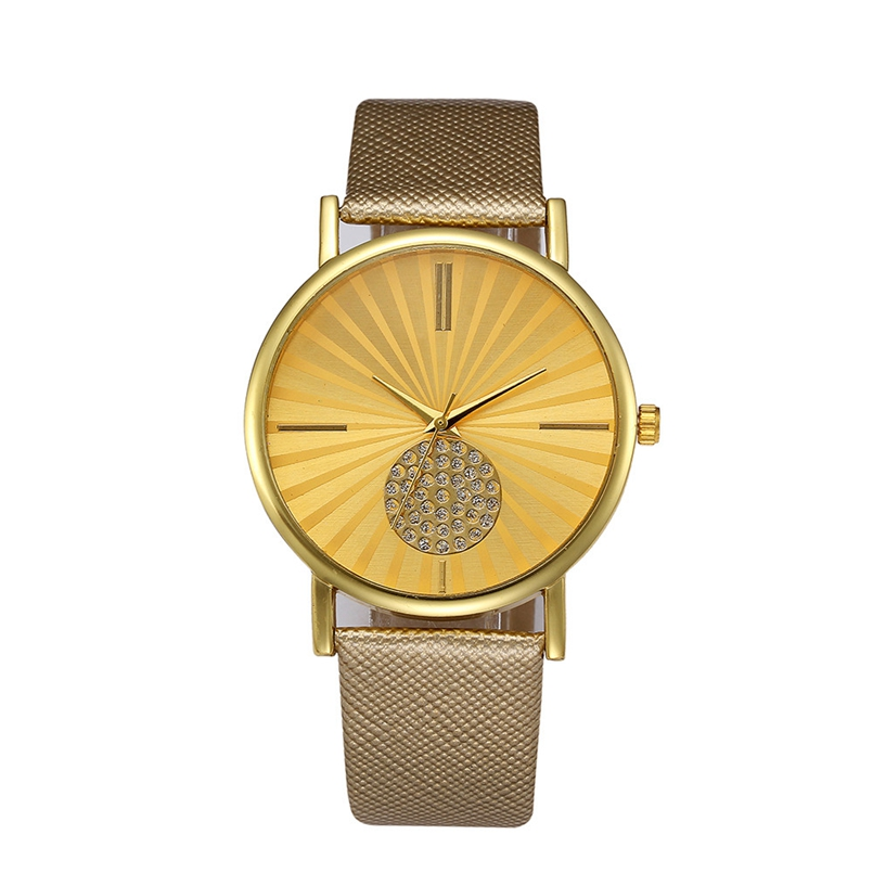 Excellent Quality Rhinestone Watches Women Luxury Stainless Steel Bracelet Watches Ladies Quartz Dress Watches Reloj Mujer #A1
