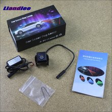 Liandlee Anti Laser For Toyota Alphard Vellfire 2007~2015 Car Prevent Mist Fog Lamps Laser Anti Haze Lamps Warning Rear Light liandlee anti collision laser lights for honda city 2012 2014 car prevent mist fog lamps anti haze warning rear light