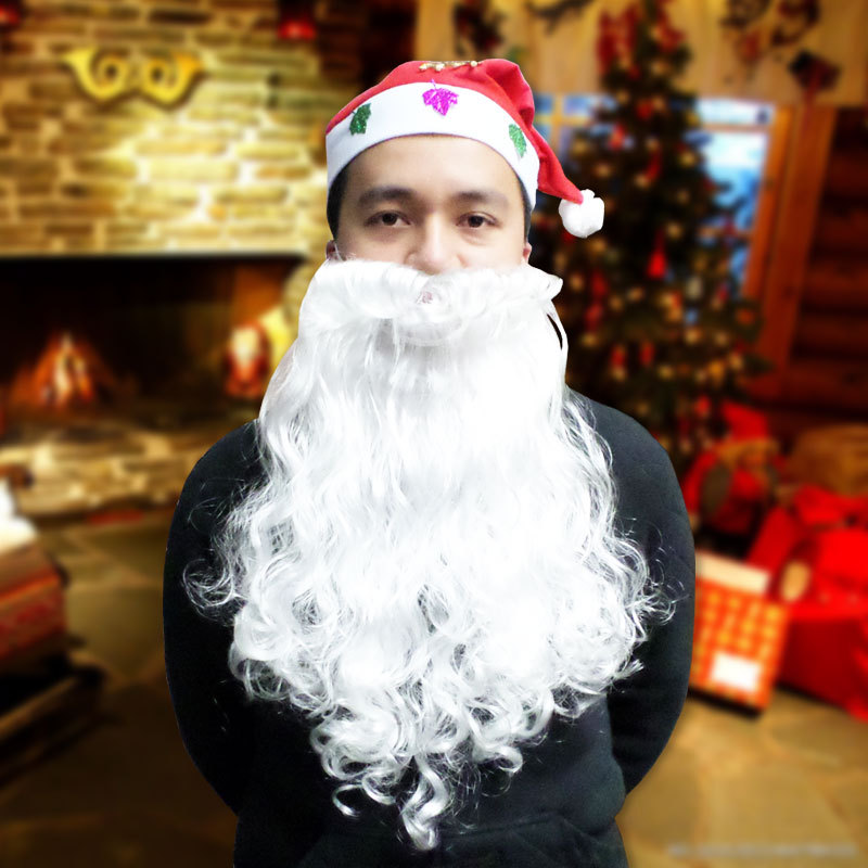 Compare Prices on Santa Beards for Sale Online ShoppingBuy Low