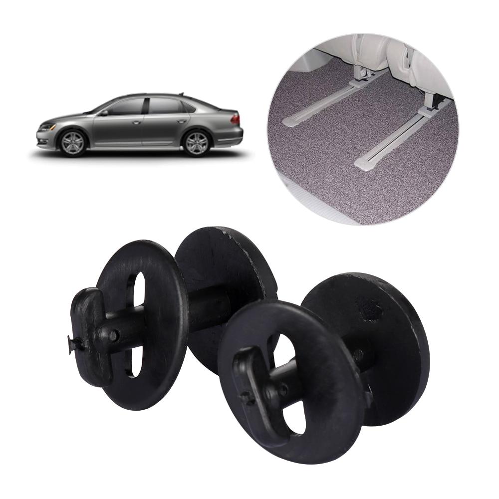 Car Fastener Clip  Floor Mat  Retainer Carpet Rivet  For BMW E46//318I//325I//X3