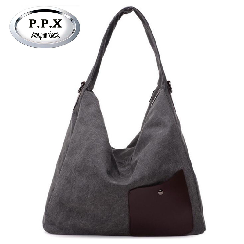 European And American Style Handbags Casual High Quality Canvas Single Shoulder Bag Retro Luxury Large-capacity Pochette H099 книги эксмо gakken 3 рисование пастельным карандашом