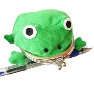 Cosplay Accessory Brand New Naruto Frog Type Plush Coin Purse/wallet Children Halloween Gift Rich And Magnificent Costumes & Accessories