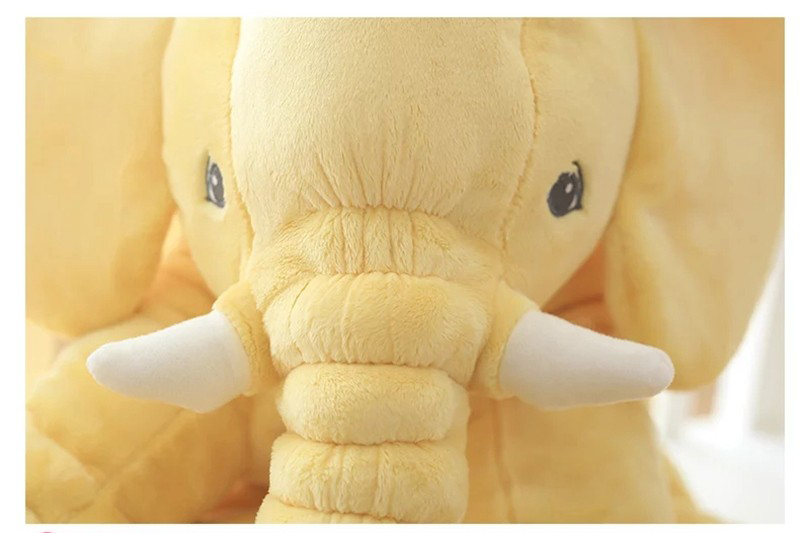2016-Hot-Sale-Free-Shipping-55cm-Colorful-Giant-Elephant-Stuffed-Animal-Toy-Animal-Shape-Pillow-Baby (1)