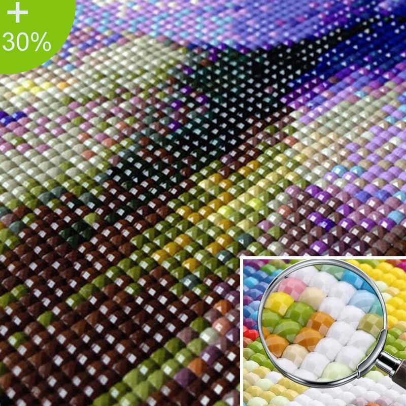 Алмазная живопись цветок ваза алмаз для алмазной вышивки мозаика 5D DIY полный квадратный алмаз инкрустированный домашний декор