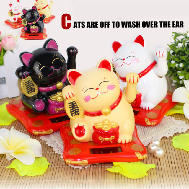Lucky Cat For Wealth 1