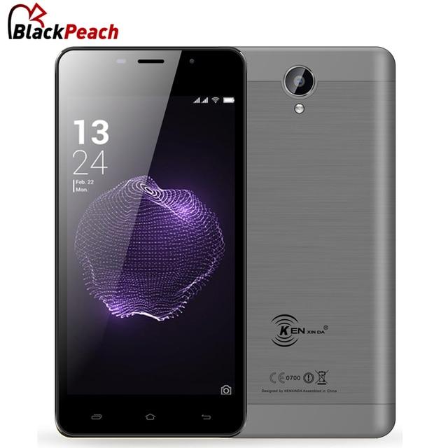 "KenXinDa X9 5.5"" 4G Mobile Phone Quad Core Android 7.0 2GB RAM 16GB ROM 8MP+5MP Cam 5000mAh Battery Dual Sim Smartphone"