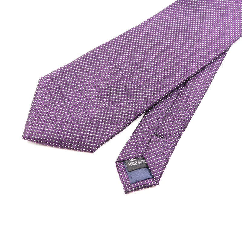Mantieqingway Brand Plaid Dot Ties 8cm Wide Formal Neckties for Men Business Causal Party Simple Style Male Gift Suits Gravatas