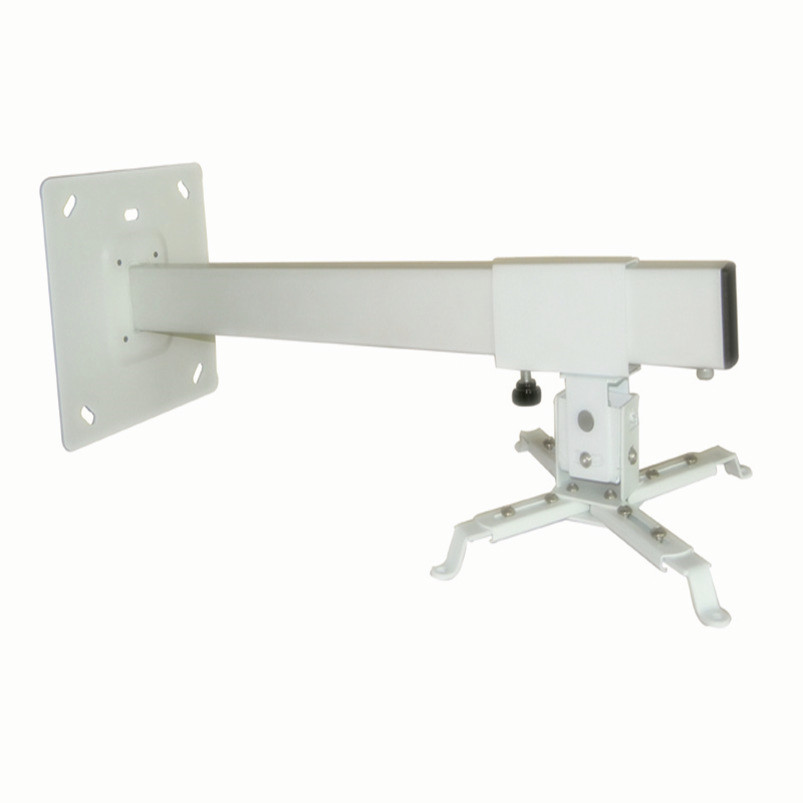 Projector Ceiling Mount, Projector Wall Mount, Universal Projector Mount - Easy Mounting Solution-25kg load capacity, TDJ600 bodyboard mount