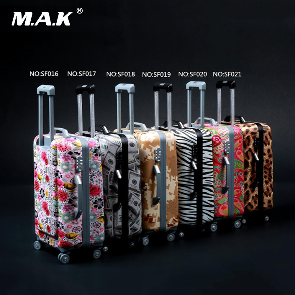 Six Colors 1/6 Scale Multifunctional Trolley Backpack Luggage Bag Case Bags For Soldiers Figures  Dolls Clothes Accessories 3.0 Six Colors 1/6 Scale Multifunctional Trolley Backpack Luggage Bag Case Bags For Soldiers Figures  Dolls Clothes Accessories 3.0