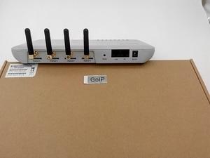 Image 5 - GoIP 4 порта gsm voip шлюз/Voip sip шлюз/GoIP4 ip gsm шлюз поддержка SIP/H.323/IMEI Сменные