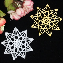 Flower Doily Cutting Dies for DIY Scrapbooking/Card Making/Kids Fun Decoration Supplies(China (Mainland))
