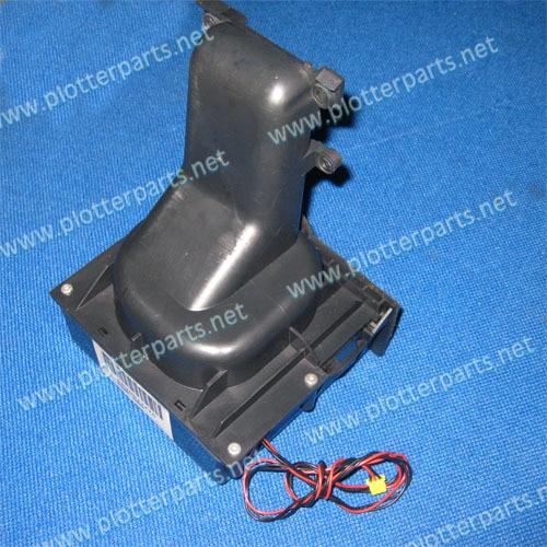 C6090-60095 Q1251-60260 Vacuum fan assembly HP DesignJet 5000 5100 5500 Original Disassemble free shipping formatter board q1251 69269 q1251 69030 c6090 60012 q1251 60269 for the hp designjet 5500 5100 plotter parts