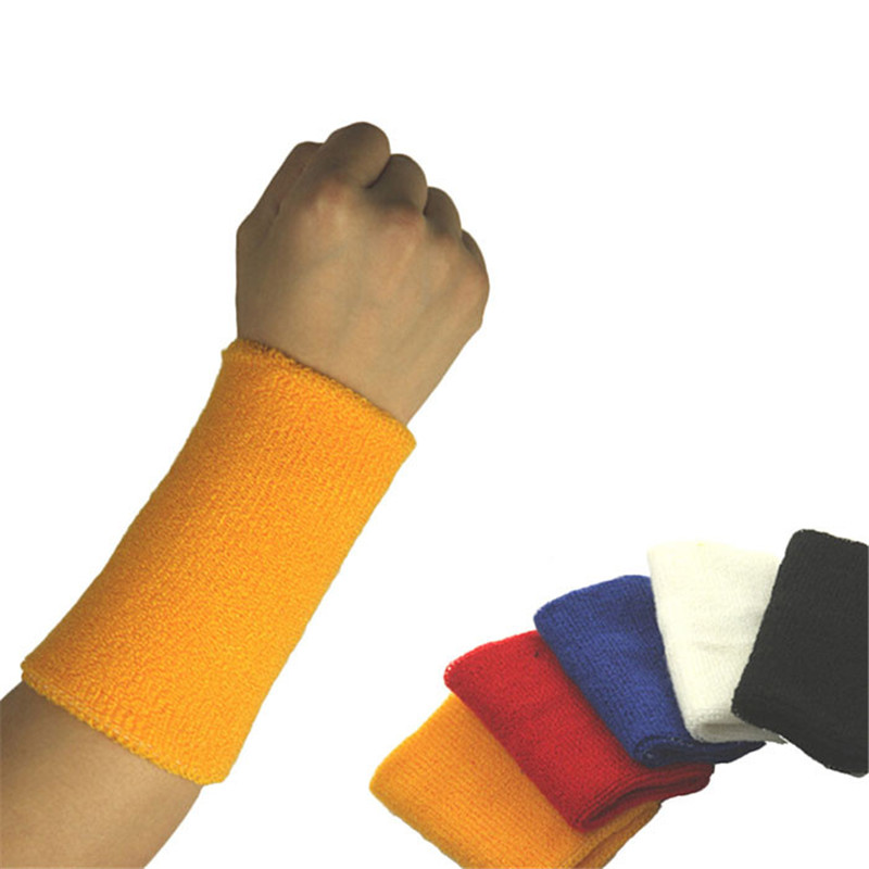 Men's Accessories Apparel Accessories Minanser Cotton Elastic Bandage Hand Sports Arm Bands Safety Wristband Gym Support Wrist Brace Wrap Carpal Tunnel Wrestle