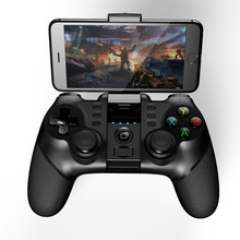Wireless Bluetooth Gamepad Controller Joystick Game Pad for Smartphones TVs Android iOS Tablet PC Computer Mac OSX PG-9077
