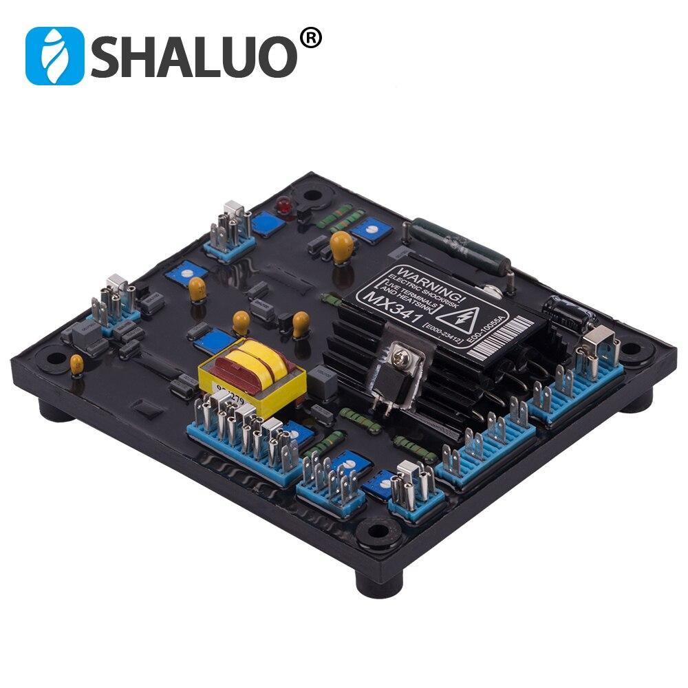 gerador automatico regulador de tensao mx341 avr 04