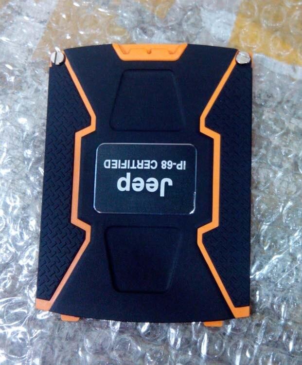 bilder für Original Jeep J6 batterieabdeckung für Jeep J6 Android4.2 3G Smart handy 5 inch Schirm MTK6582 Quad Core-kostenloser versand