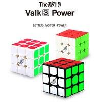 Brand New Qiyi Mofangge Valk3 Power 3x3x3 Speed Cube Magic Cube Puzle For WCA Professional Toys