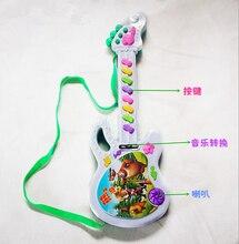 Bär gitarre musik Nette heiße NEUE musical spielzeug musikinstrument spielzeug für kinder baby-pädagogische kinder Geschenke w029